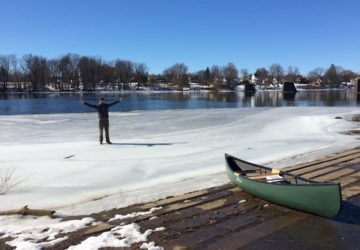 CT River Winter Paddle 1
