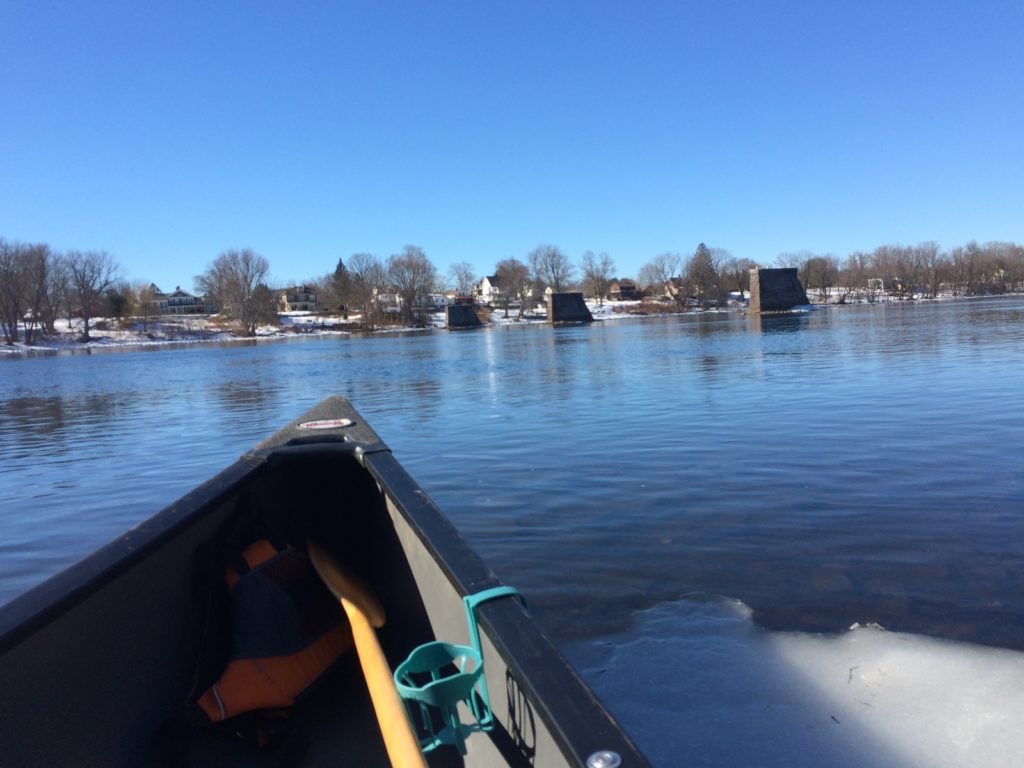 CT River Winter Paddle 2