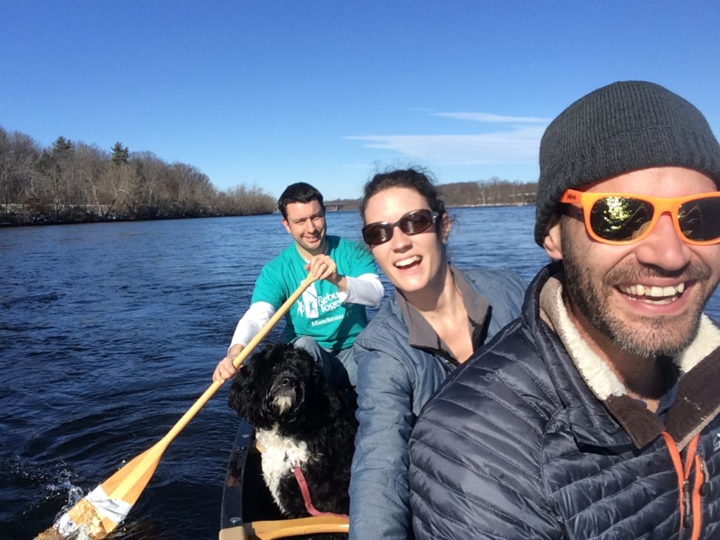 CT River Winter Paddle 3