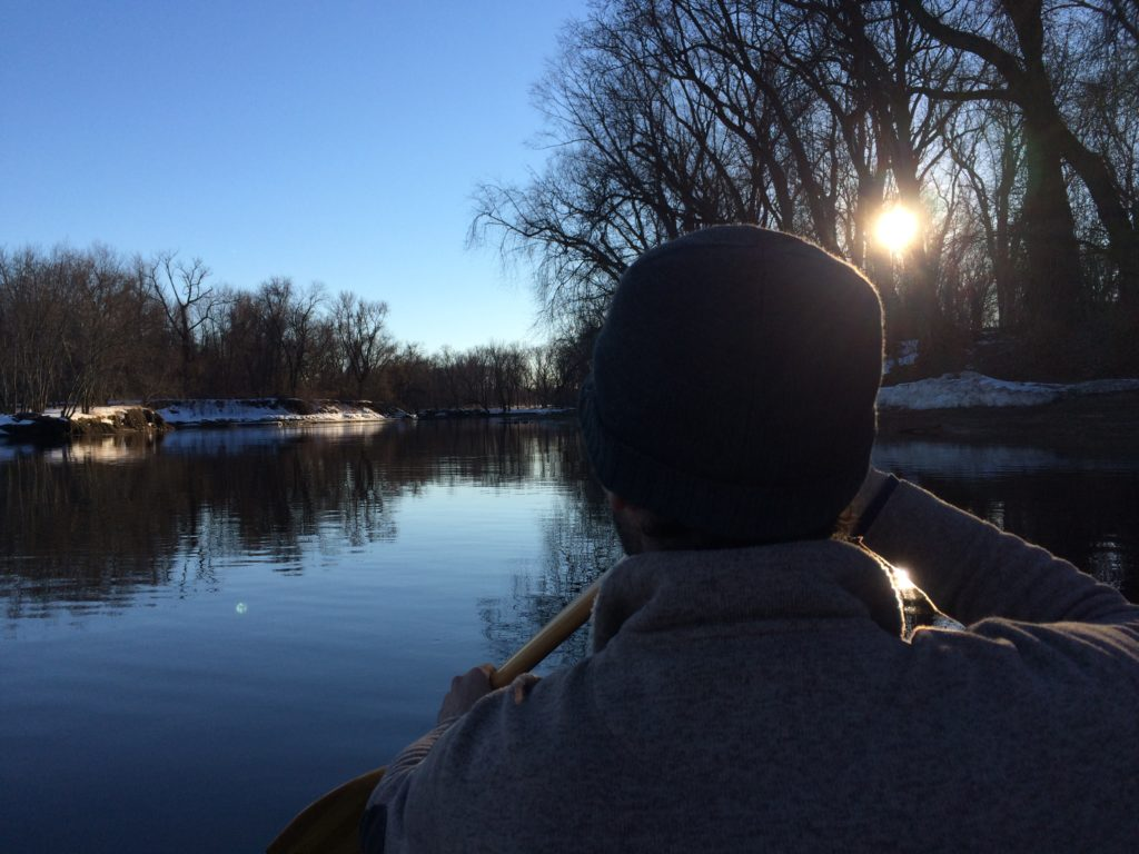 CT River Winter Paddle 5